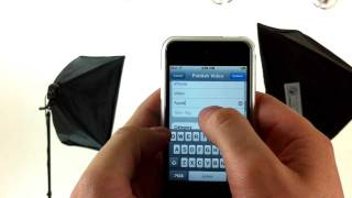 How To Upload iPhone Videos & Sare Videos on Twitter FaceBook & Google+