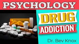Learn Psychology While You Sleep - Drugs, Substance Abuse, Addictive Disorders & Treatment