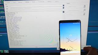 Samsung Note 8 T Mobile UNLOCK Via Z3X
