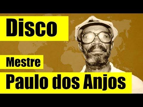 Disco(Vinil) Mestre Paulo dos Anjos - 1992