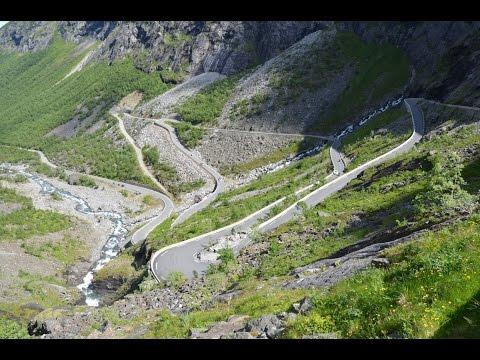 Åndalsnes til Trollstigen / Åndalsnes to Trolls' Path