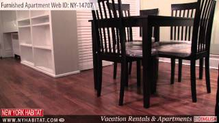New York - Video Tour Of A Furnished Apartment On East 80th Street (upper East Side - Manhattan)