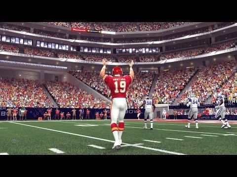 Joe Montana vs Troy Aikman: The Super Bowl we never got