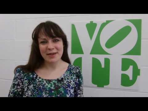 Welcome to the Green Party YouTube channel from Amelia Womack