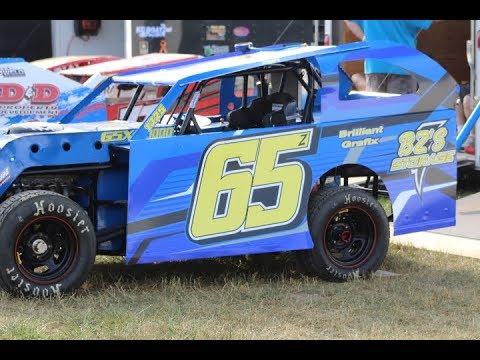 Central Missouri Speedway MOD-LITES 6-9-18