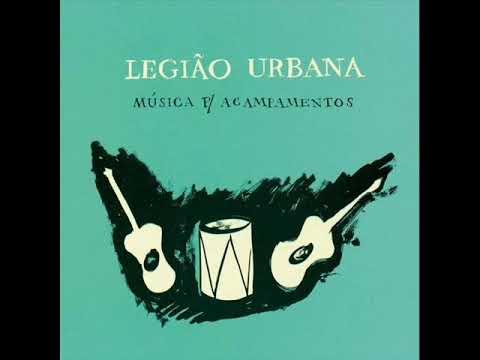 Legião Urbana - Baader-meinhof blues (rádio)