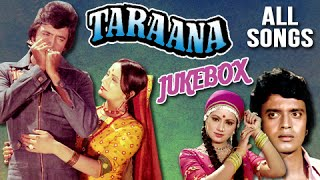 Tarana - All Songs Jukebox - Mithun Chakraborty, Ranjeeta - Hit Classic Hindi Songs