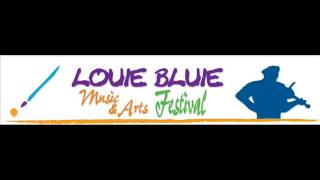 Jocelyn Griffo with the Louie Bluie Festival 9 24 2013