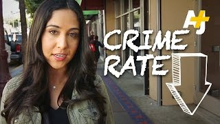 Why Has Crime Dropped Since The 90s?
