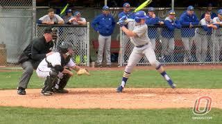 Baseball Highlights: Omaha vs. SDSU- Game 1