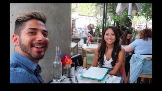 Vlog | Porsche Privacy Glass, OOTD's & Bottomless Brunching