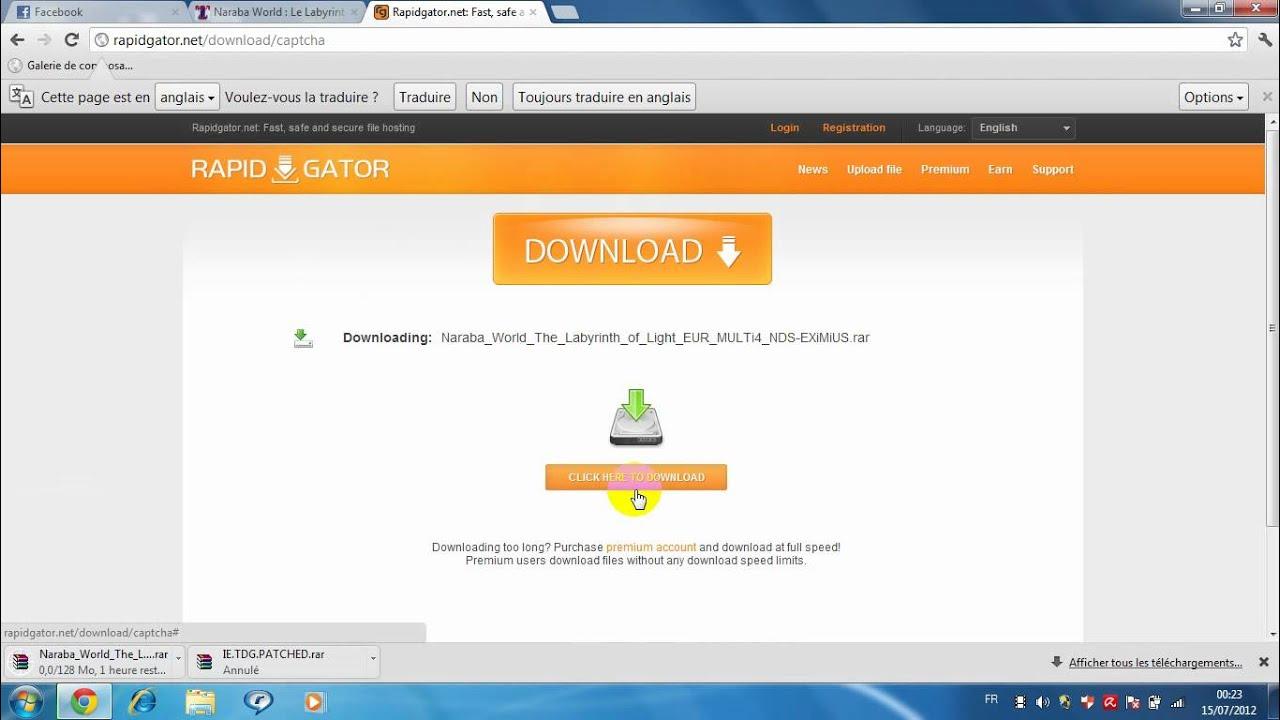 Telecharger jeux de ds gratuitement youtube - Jeux de cuisine a telecharger gratuit ...