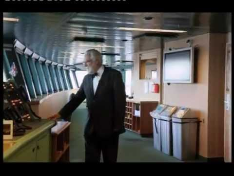 Commodore Ron Warwick remembers his time on the Cunard Ships (Feb 2013)