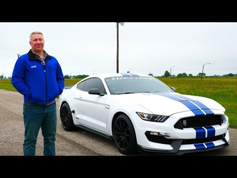 HPE850 GT350 Mustang Customer Delivery and Testimonial