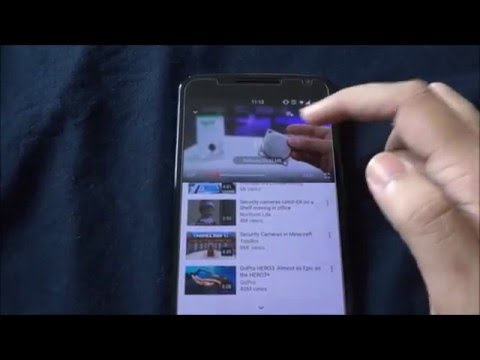 YouTube Scroll Lag Fix on Android Marshmallow
