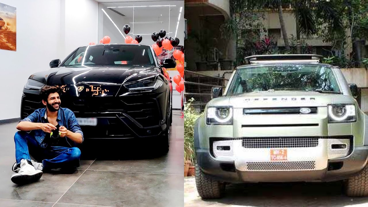 Celebrity Who bought New Cars - Saif Ali Khan, Shahid Kapoor
