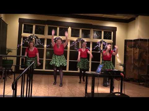 Berkeley Physics Holiday Party : Holiday Dance