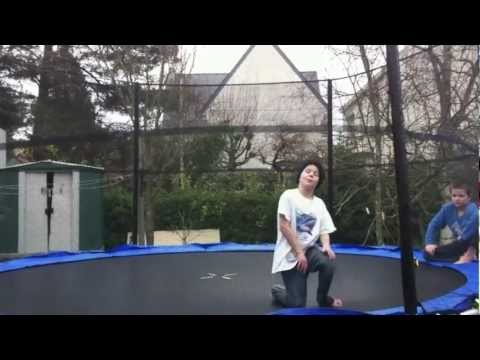 How To Do A Backflip 360 On A Trampoline