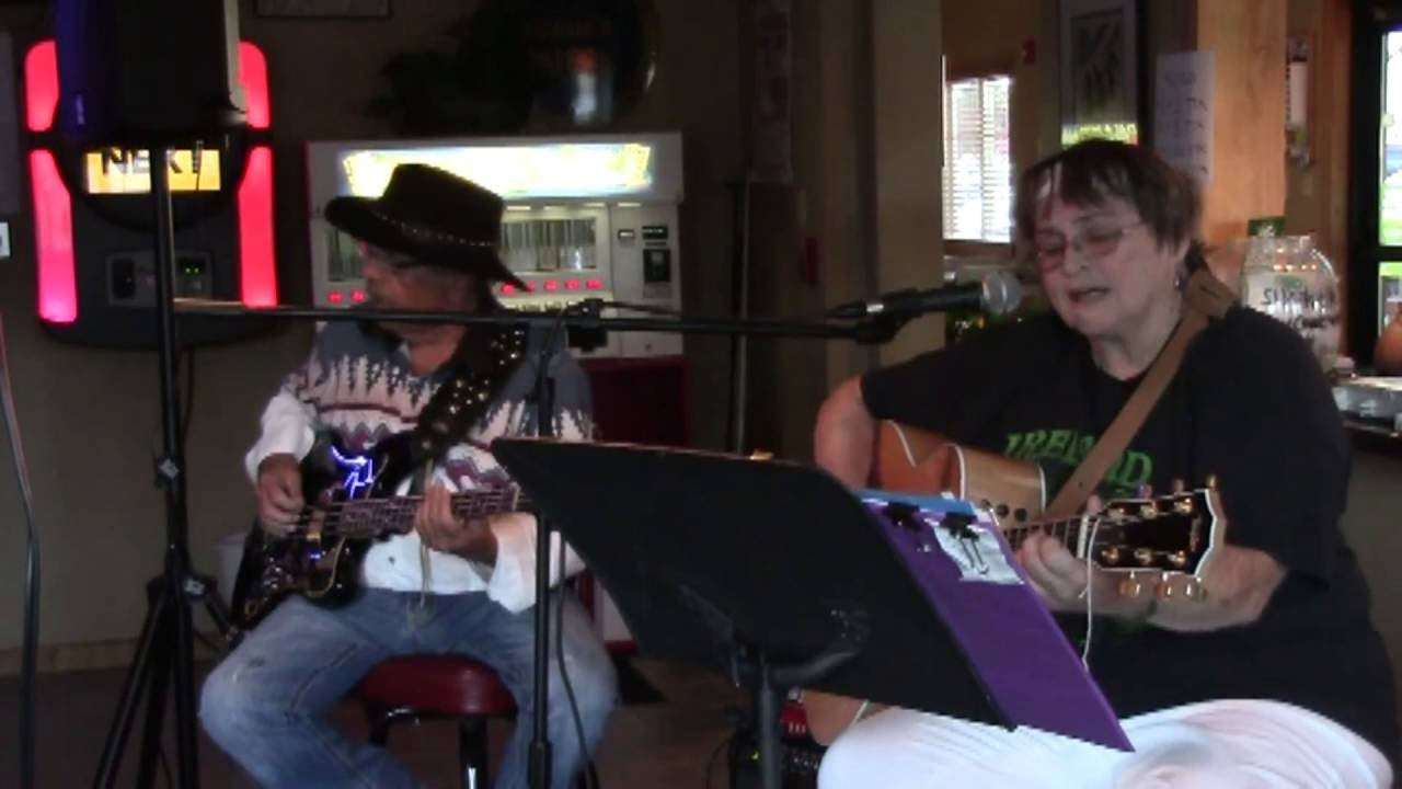 Mary & Bruce at the R. Pt. Legion part one  8-23-16
