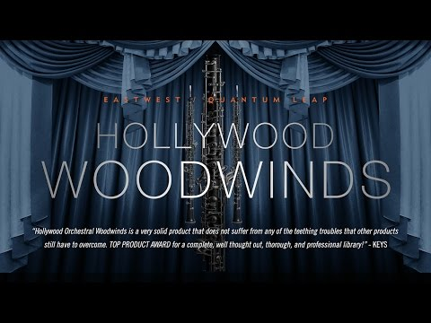EastWest Hollywood Orchestral Woodwinds Overview