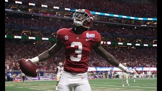 Calvin Ridley (Alabama) vs. Florida State (2017)