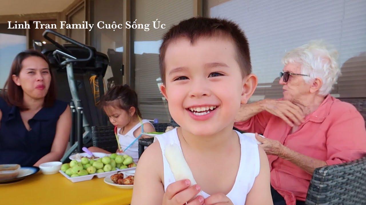 Vlog 343|| ĂN GỎI CUỐN TÔM CHẤM MẮM NÊM NGON QUÁ XÁ