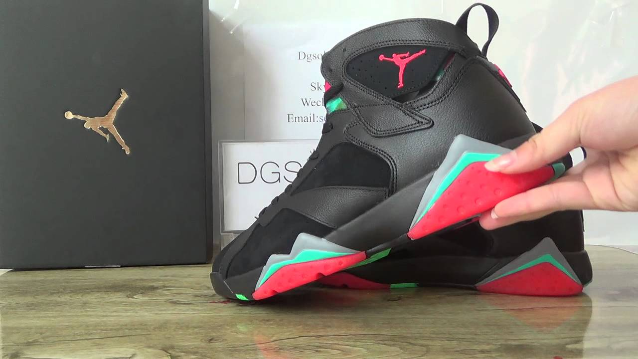 b6cd120fe16 nice price of authentic air jordan 7s marvin barcelona nights from dgsole.cn