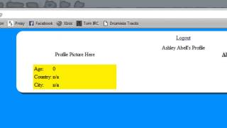 PHP Profile System - Adding Some Style (Part 4) Mp3