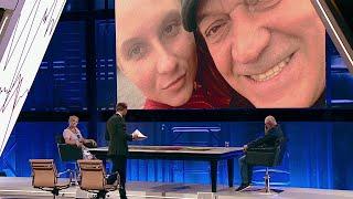 """В программе """"На самом деле"""" актера Александра Хмельницкого вызывает на детектор лжи его невеста."""