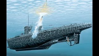 Rocket U-Boats:  V-1 Missile Attack New York 1945