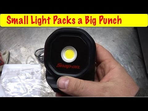 Snapon Ecpra072 Led Magnetic Light Review