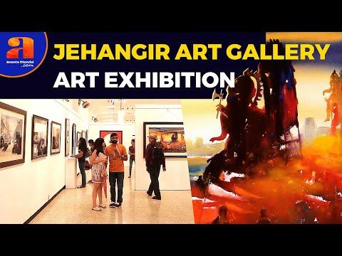 Jehangir Art Gallery   Paintings Exhibition   Ananta Mandal   Art Gallery   Paintings Mumbai