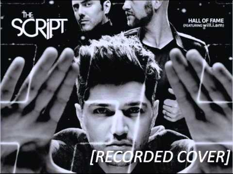 The Script Hall Of Fame Song Cover With Chords Youtube