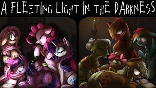 [MLP Halloween Special] 'A FLEet|ng LIght |n thE DArknEsS' by Flashgen (GRIMDARK/TRAGEDY)