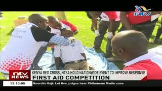Kenya Red Cross, NTSA hold nationwide event to improve response
