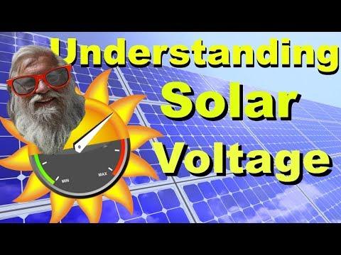 Understanding Solar Voltage