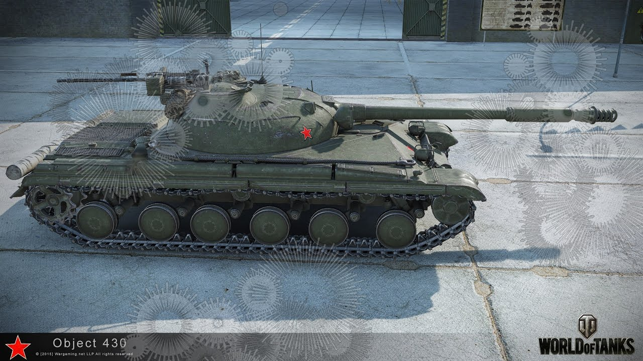 object 430 - enfin !!! | world of tanks - youtube