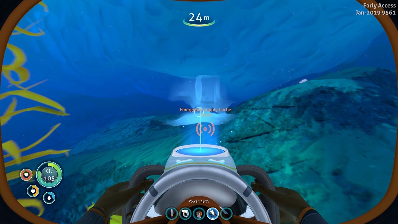 Where To Find Silver And Gold In Subnautica Below Zero