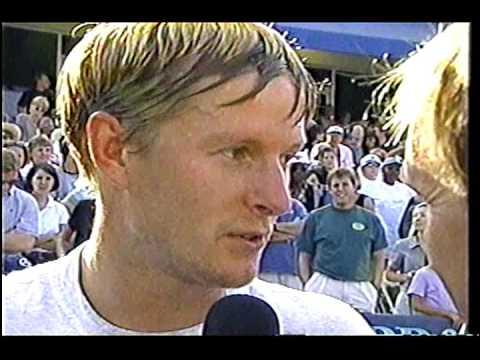1999 Legg Mason Agassi Martin Kafelnikov SF F