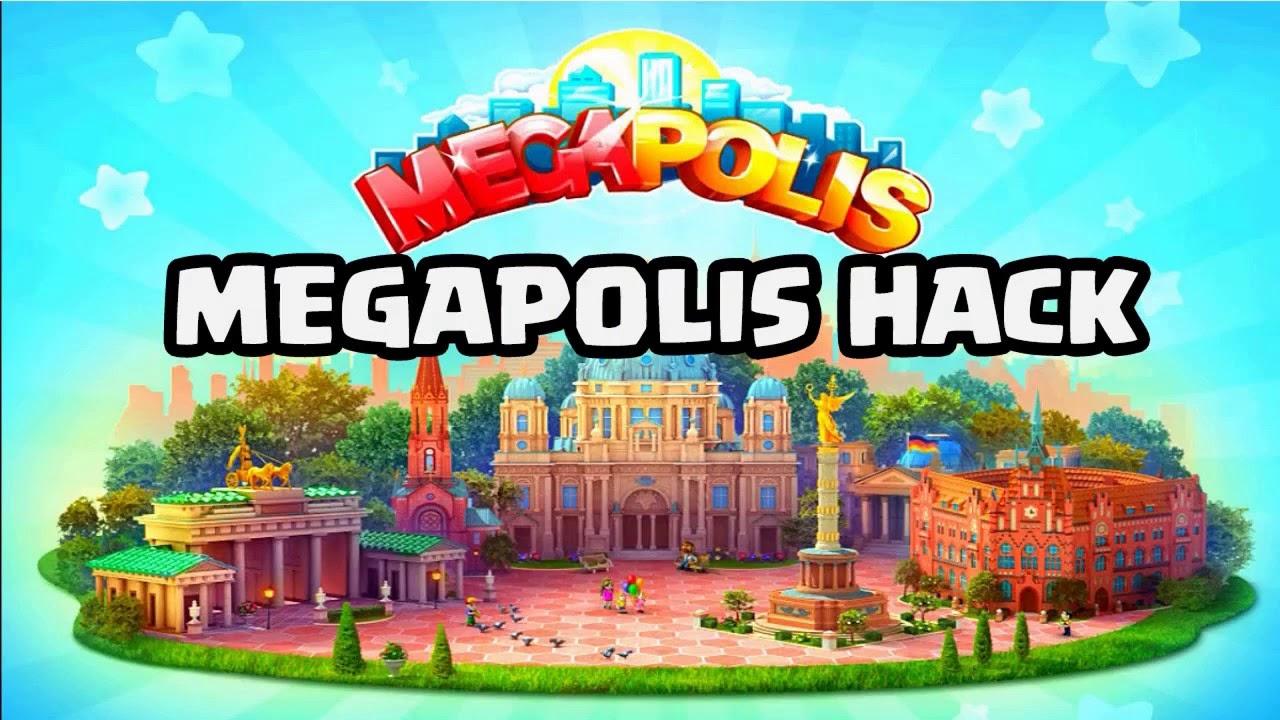 Megapolis Mod Apk 4.72 (Mod Hack)