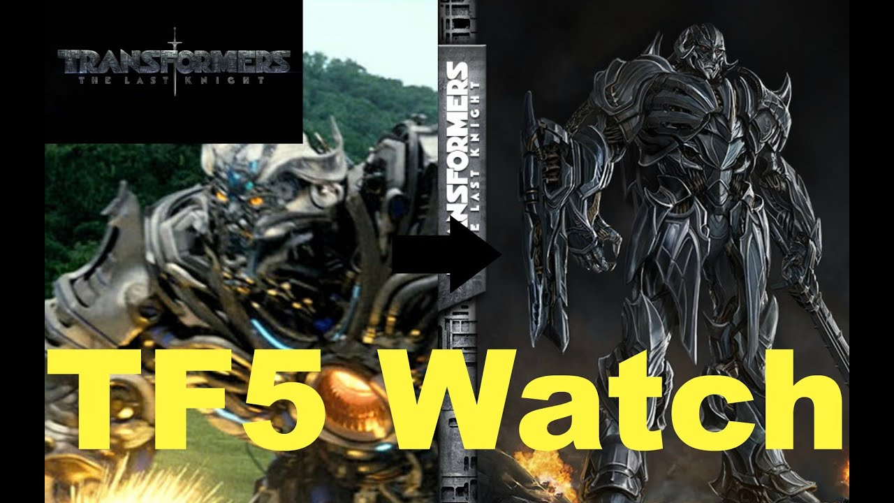 tf5 theory galvatron evolves into megatron tf5 watch 60 youtube