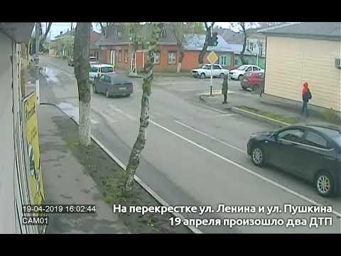 ДТП в Лабинске, 19 апреля 2019 Лабинск