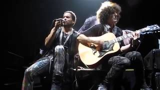Lenny Kravitz - I Belong to You & Again - Mannheim 5-Nov-2011