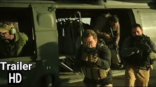 Sicario day of the soldado trailer#3 [2018]