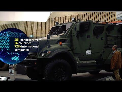 EXPODEFENSA 2019 Teaser - Bogotá, Colombia #expodefensa #defense #security #exhibition