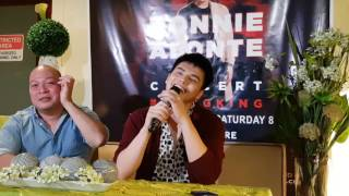 Ronnie Alonte clarifies about circulating photo/video scandal