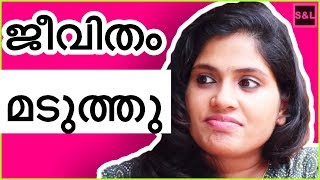 I CAN'T HANDLE YOUTUBE | Pregnancy postpartum DEPRESSION|Thrissur Vlog and bunch of flowers