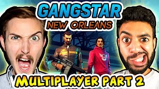 Gambar cover Gangstar New Orleans Multiplayer: Worst Car Challenge Vs Gaming Grizzly 2/2 | Part 24