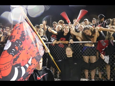 HERNDON HIGH SCHOOL VS SOUTH LAKES HIGH SCHOOL FOOTBALL GAME 2018!