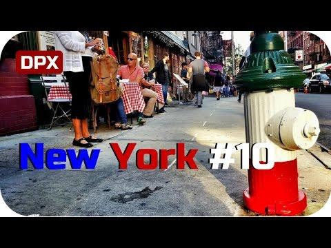 Little Italy, Chinatown, Soho | DPX NY #10 | Viaje a Nueva York